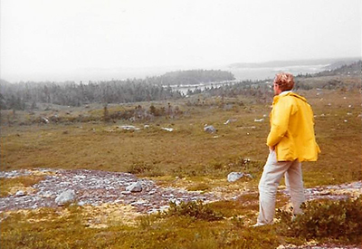Barrens Near Louse Harbour