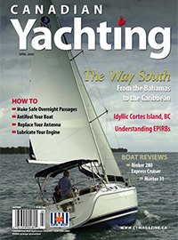 Canadian Yachting April 2009