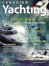 Canadian Yachting February 2009