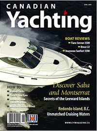 Canadian Yachting June 2009