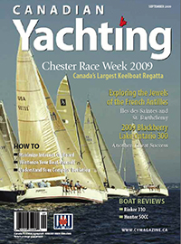 Canadian Yachting September 2009