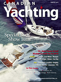 Canadian Yachting February 2010