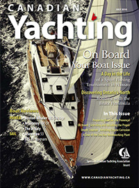 Canadian Yachting July 2010