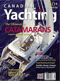 Canadian Yachting April 2011