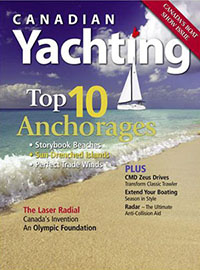 Canadian Yachting February 2011