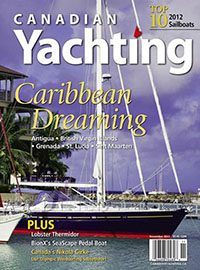 Canadian Yachting November 2011