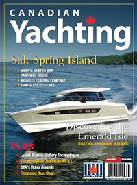 Canadian Yachting April 2012