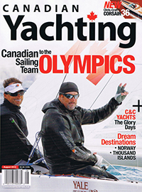 Canadian Yachting August 2012