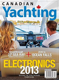 Canadian Yachting December 2012