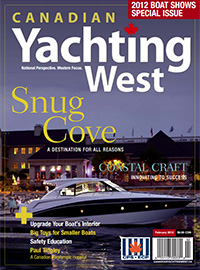Canadian Yachting West February 2012