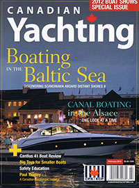 Canadian Yachting February 2012