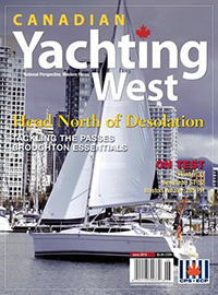 Canadian Yachting West June 2012
