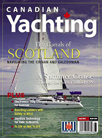 Canadian Yachting June 2012