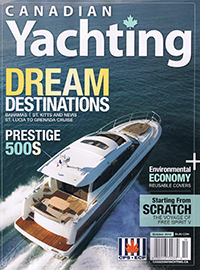 Canadian Yachting October 2012