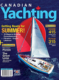 Canadian Yachting April 2013