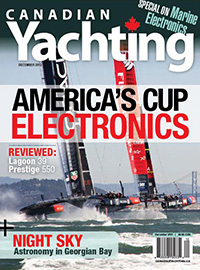Canadian Yachting December 2013