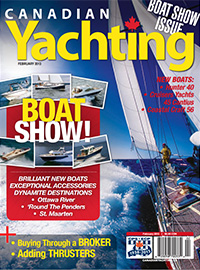 Canadian Yachting West February 2013