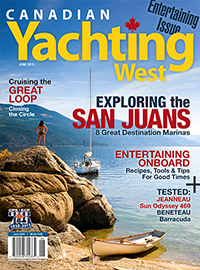 Canadian Yachting West June 2013