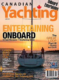 Canadian Yachting June 2013