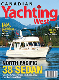 Canadian Yachting West May 2013
