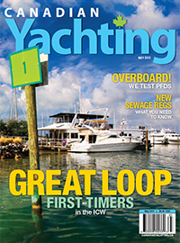 Canadian Yachting May 2013