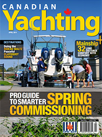Canadian Yachting April 2014