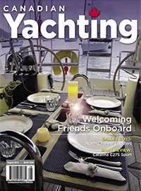 Canadian Yachting August 2014