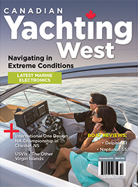 Canadian Yachting West December 2014