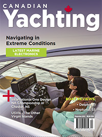 Canadian Yachting December 2014