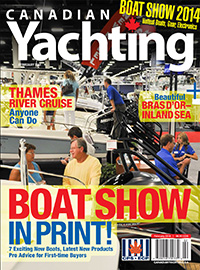 Canadian Yachting February 2014