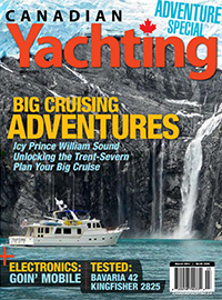 Canadian Yachting March 2014