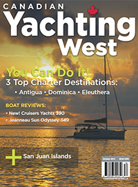 Canadian Yachting West October 2014
