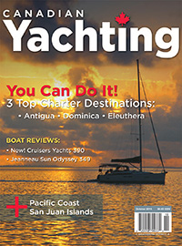 Canadian Yachting October 2014