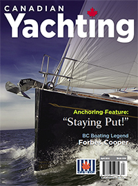 Canadian Yachting April 2015
