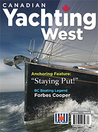 Canadian Yacht West April 2015