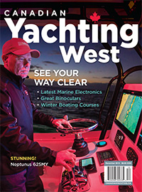 Canadian Yachting West December 2015