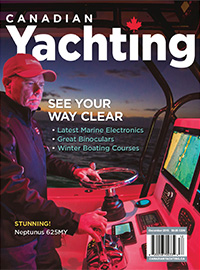 Canadian Yachting December 2015