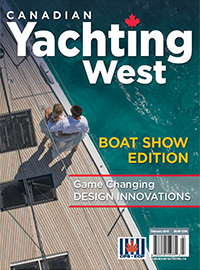 Canadian Yachting West February 2015