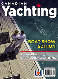Canadian Yachting February 2015
