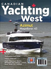 Canadian Yachting West June 2015