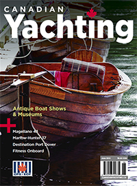 Canadian Yachting June 2015