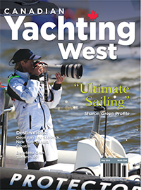 Canadian Yachting West May 2015