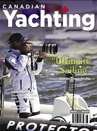 Canadian Yachting May 2015