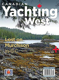 Canadian Yachting West October 2015