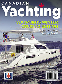 Canadian Yachting October 2015