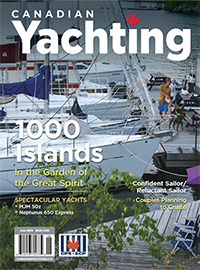 Canadian Yachting June 2016