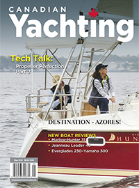 Canadian Yachting May 2016