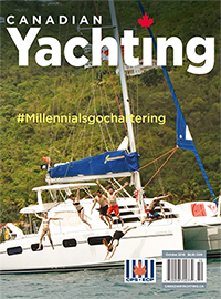 Canadian Yachting October 2016