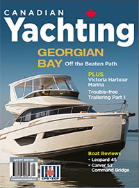 Canadian Yachting April 2017