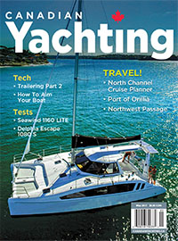 Canadian Yachting May 2017